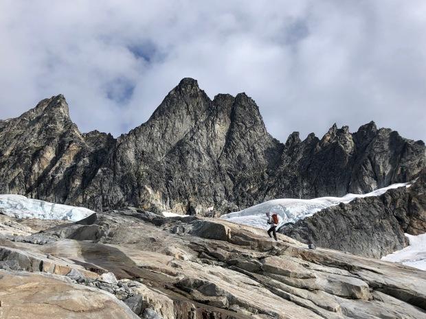 approach, southern pickets, picket range, skagit, pnw, alpinism, moutaineering, east ridge